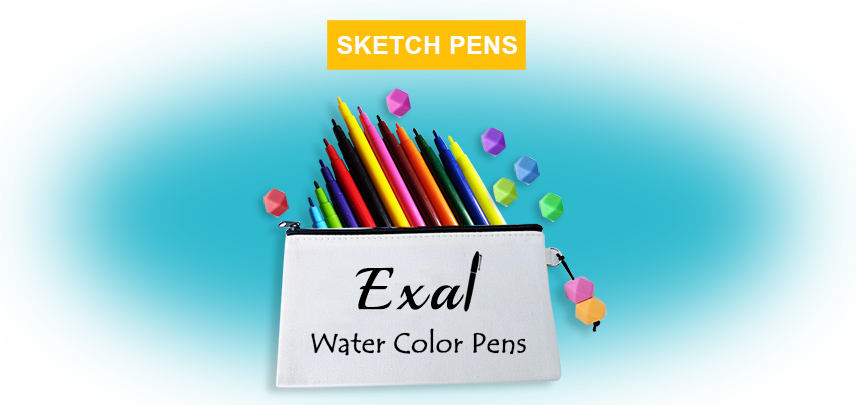 Exal Pen Private Limited Kolkata Home Pen Manufacturer Sketch Pens Manufacturer Refill Manufacturer Gel Pens Manufacturer Ball Pen Manufacturer